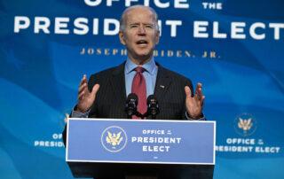 Bidenův Stimulus Package