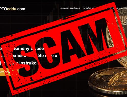 Podvod jménem Cryptoeddu