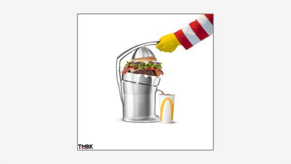 NFT Burger od McDonalds